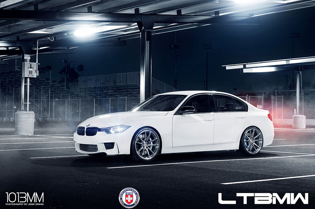 Ltbmw Create F30 3 Series Crossbreed